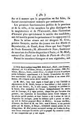 Sociétés consacrées, à Gand, aux progrès des Sciences, des Lettres et des Beaux-Arts: revue de 1819