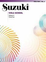 Suzuki Viola School  Vol 8  Viola Part PDF
