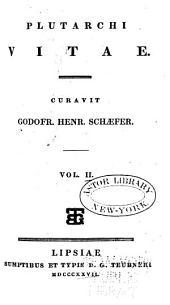 Plutarchi Vitae: Volume 2