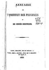 Annuaire des sociétés savantes de France et des congrès scientifiques: Volume1