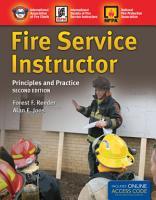 Fire Service Instructor PDF