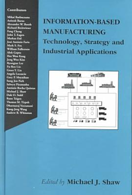 Information Based Manufacturing PDF