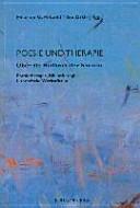 Poesie und Therapie PDF