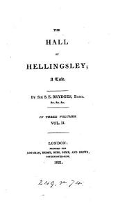The hall of Hellingsley 3 vols: Volume 2