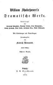 William Shakespeare's dramatische Werke: Romeo und Julia