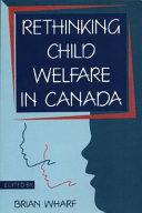 Rethinking Child Welfare in Canada PDF