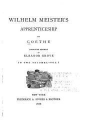 Wilhelm Meister's Apprenticeship...
