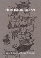 Plains Indian Rock Art PDF