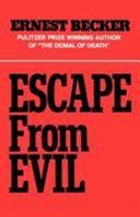 Download Escape from Evil Book