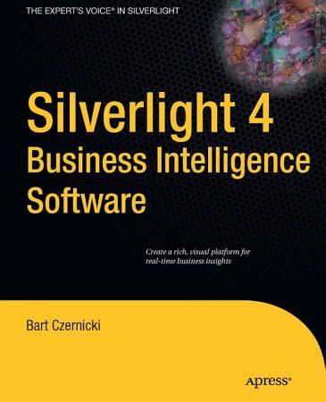 Silverlight 4 Business Intelligence Software PDF