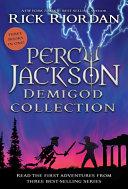 Percy Jackson Demigod Collection PDF