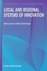 Local And Regional Systems Of Innovation Book PDF