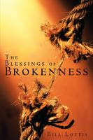 The Blessings of Brokenness PDF