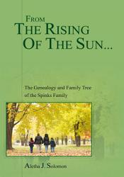 From The Rising Of The Sun  Book PDF