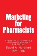 Marketing for Pharmacist PDF