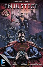 Injustice: Gods Among Us: Year Two (2014-) #1