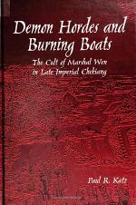 Demon Hordes and Burning Boats
