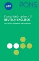 PONS Kompaktw  rterbuch PDF