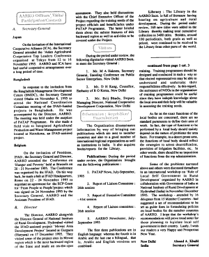 AARRO Newsletter PDF