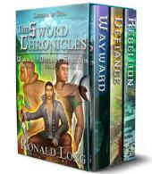 The Sword Chronicles: Wayward, Defiance, and Rebellion