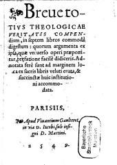 Compendium theologicae veritatis