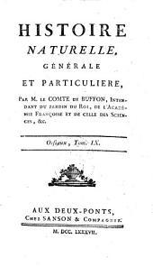 Histoire naturelle: Volume22