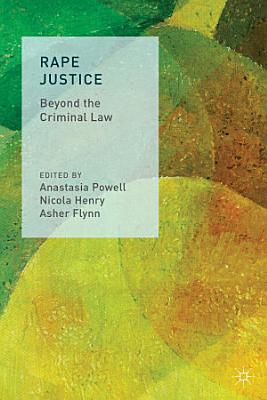 Rape Justice PDF