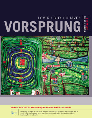 Vorsprung  A Communicative Introduction to German Language And Culture  Enhanced PDF