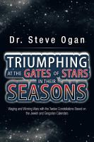 TRIUMPHING AT THE GATES OF STARS IN THEIR SEASONS PDF