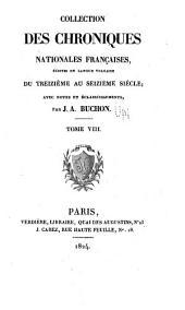 Chroniques de Froissart: Volume17