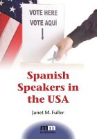 Spanish Speakers in the USA PDF