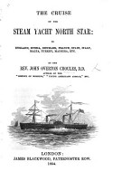 The Cruise of the Steam Yacht North Star PDF