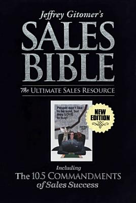 The Sales Bible New Ed PDF