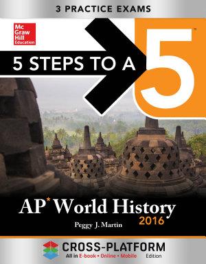 5 Steps to a 5 AP World History 2016  Cross Platform Edition