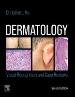 Dermatology  Visual Recognition and Case Reviews E Book PDF