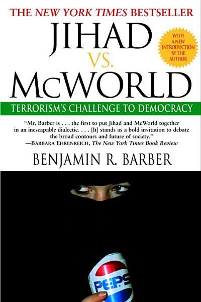 Download Jihad vs  McWorld Book