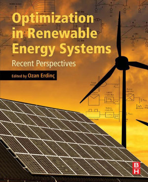 Optimization in Renewable Energy Systems