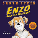 Enzo Races in the Rain  Book