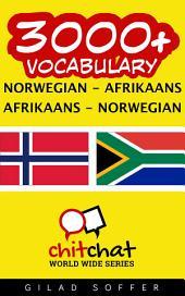 3000+ Norwegian - Afrikaans Afrikaans - Norwegian Vocabulary
