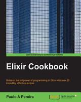 Elixir Cookbook PDF