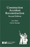 Construction Accident Reconstruction PDF
