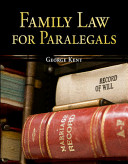 Family Law for Paralegals PDF