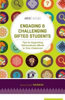 Engaging and Challenging Gifted Students PDF
