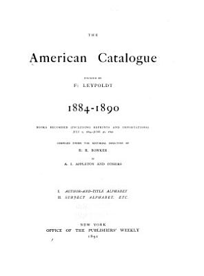 The American Catalogue PDF