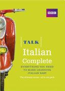 Complete Talk Italian