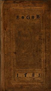 Enchiridion ad Laurentium nob. Rom. s. de fide, spe et charitate