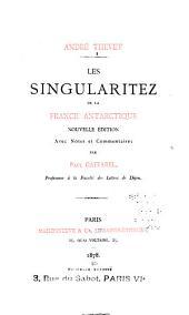 Les singularitez de la France antarctique