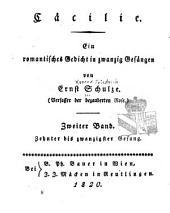 Cäcilie: ein romantisches Gedicht in zwanzig Gesängen, Band 2