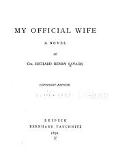 My Official Wife: A Novel