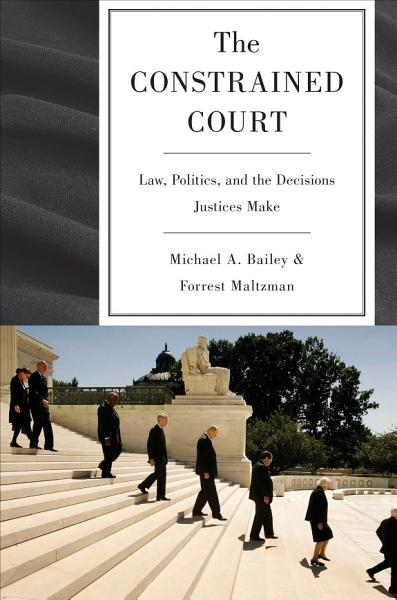 Download The Constrained Court Book